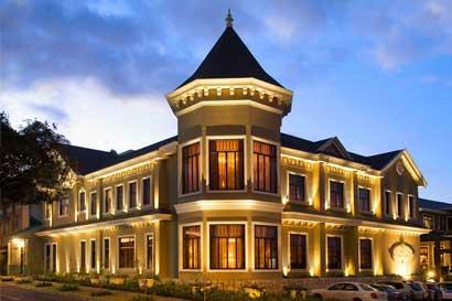Grano de Oro destaca como segundo mejor hotel de Centroamérica