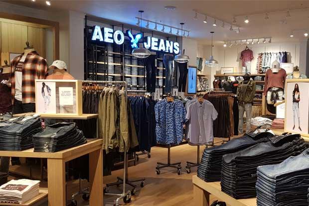 American Eagle abre segunda tienda en el país