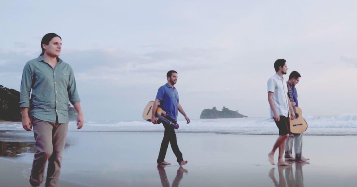 Cuarteto de Guitarras de Costa Rica lanza sencillo