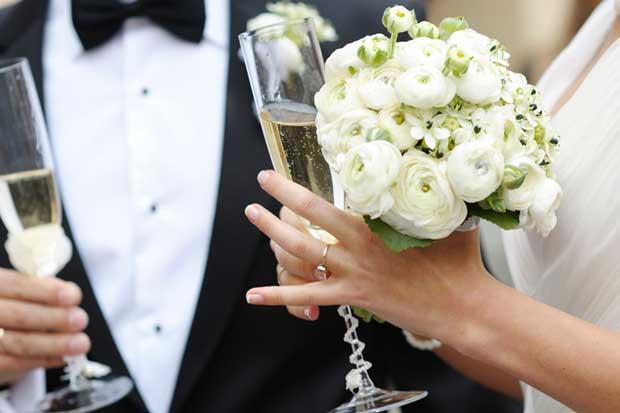 Hoy y mañana habrá feria de bodas en Paseo de las Flores