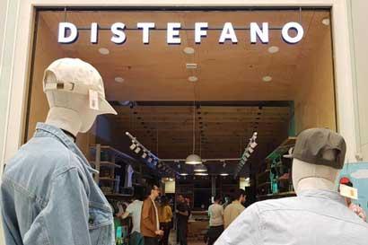 Marca guatemalteca Distefano abrió su tercer local