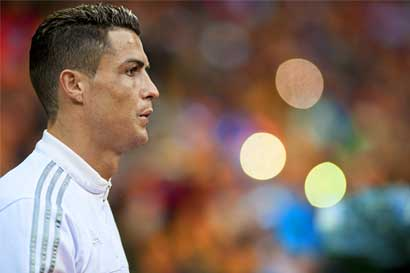 "Cristiano Ronaldo vuelve a ser ""The Best"""