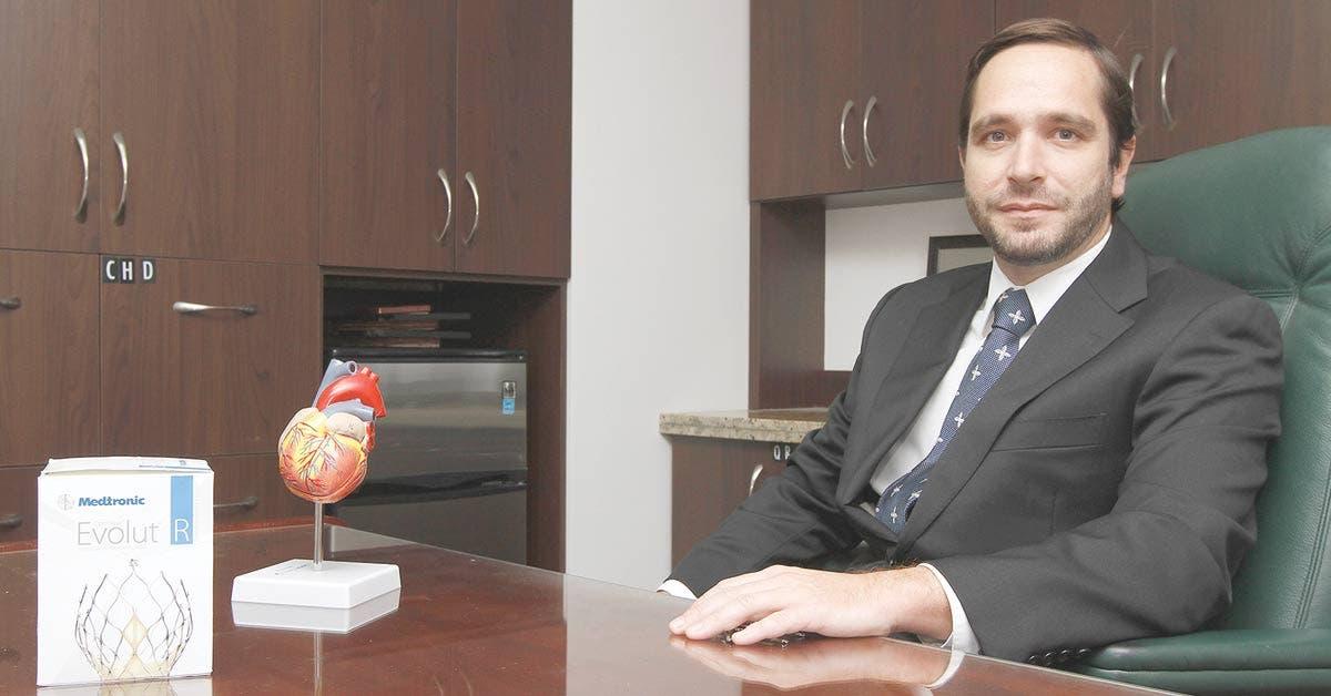 Nueva válvula evita cirugías a corazón abierto