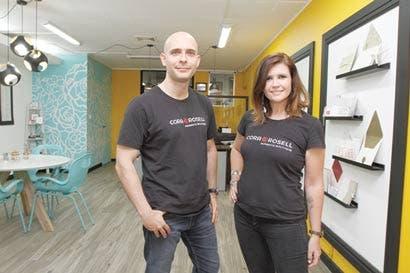 Emprendedores crean imprenta boutique