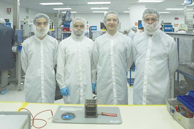 Tecnología espacial ayudará a alcanzar carbono neutralidad