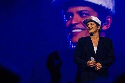 Ya se vendieron más de 17 mil entradas para concierto de Bruno Mars