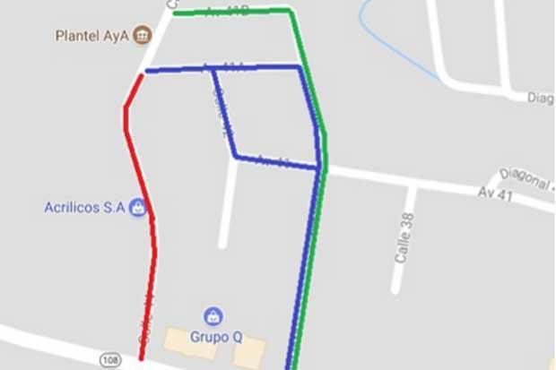 AyA aplicará cierres temporales en una vía en La Uruca hasta noviembre