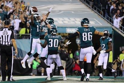 Entre Eagles, Justin Timberlake y Draft en Dallas, la NFL está que arde