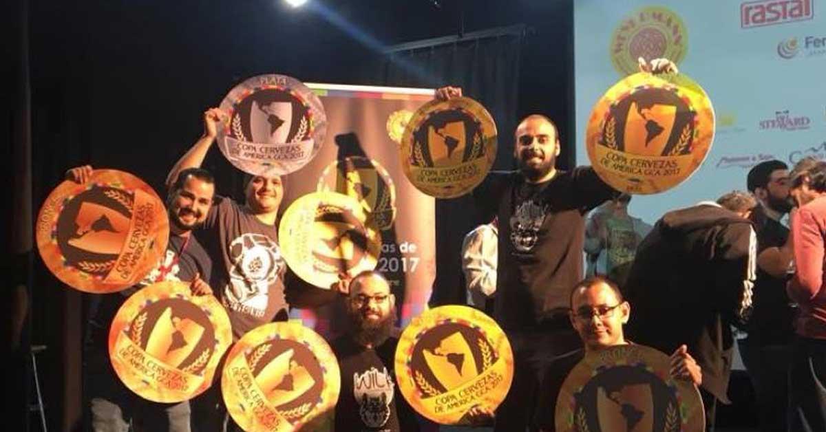 Cervezas artesanales ticas destacaron en concurso internacional