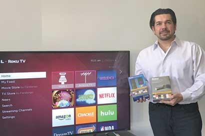 Dispositivo de streaming Roku llegará al país en noviembre