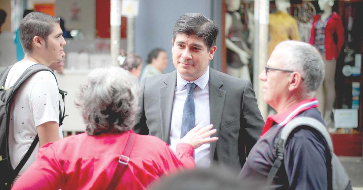 Alvarado promovería que cooperativas tengan mayor acceso a financiamiento y a tecnología