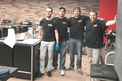 Representantes ticos participarán en campeonato mundial de BBQ