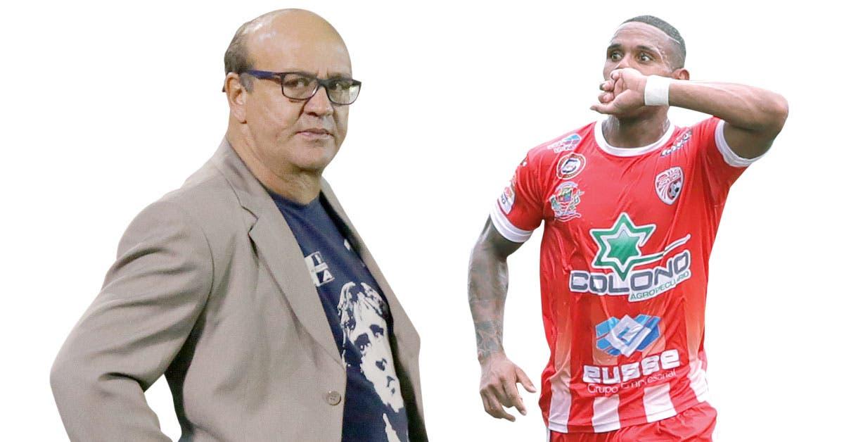 """Johnny Chaves: """"Santos no es de Guápiles es de Costa Rica, queremos el Nacional lleno"""""""