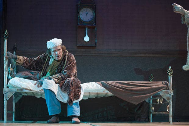"""""""Un cuento de Navidad"""" regresa al teatro en noviembre"""