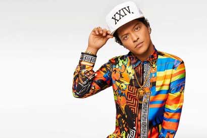 Sólo quedan entradas en Preferencial para ver a Bruno Mars