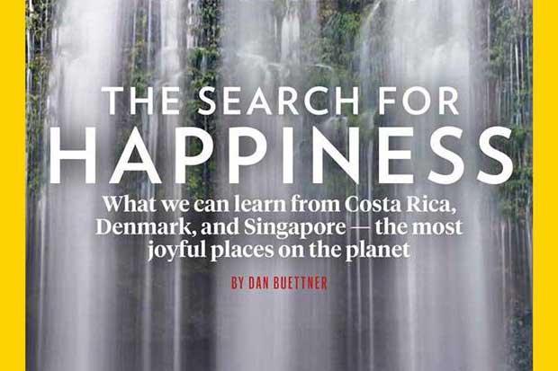 National Geographic revela fórmula de felicidad de Costa Rica