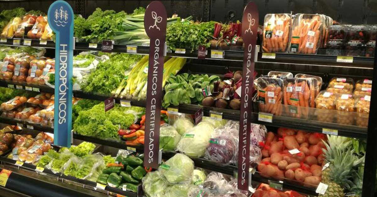 Masxmenos duplicará oferta de productos orgánicos