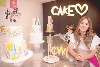 The Cake Shop, un arte hecho dulce