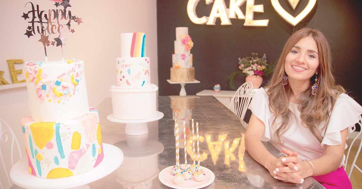 The Cake Shop, un arte hecho dulce