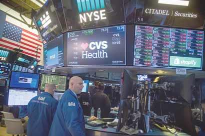 Economía de Estados Unidos creció un 3% en el tercer trimestre
