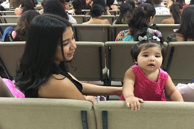 Programa apoya a más 200 madres adolescentes para que estudien