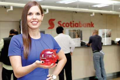 Scotiabank le invita a ahorrar para cumplir sus sueños