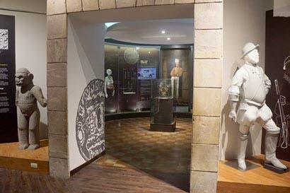Museo Nacional abre muestra sobre la Conquista
