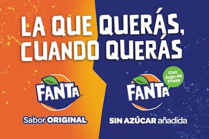 Fanta Original volverá en noviembre