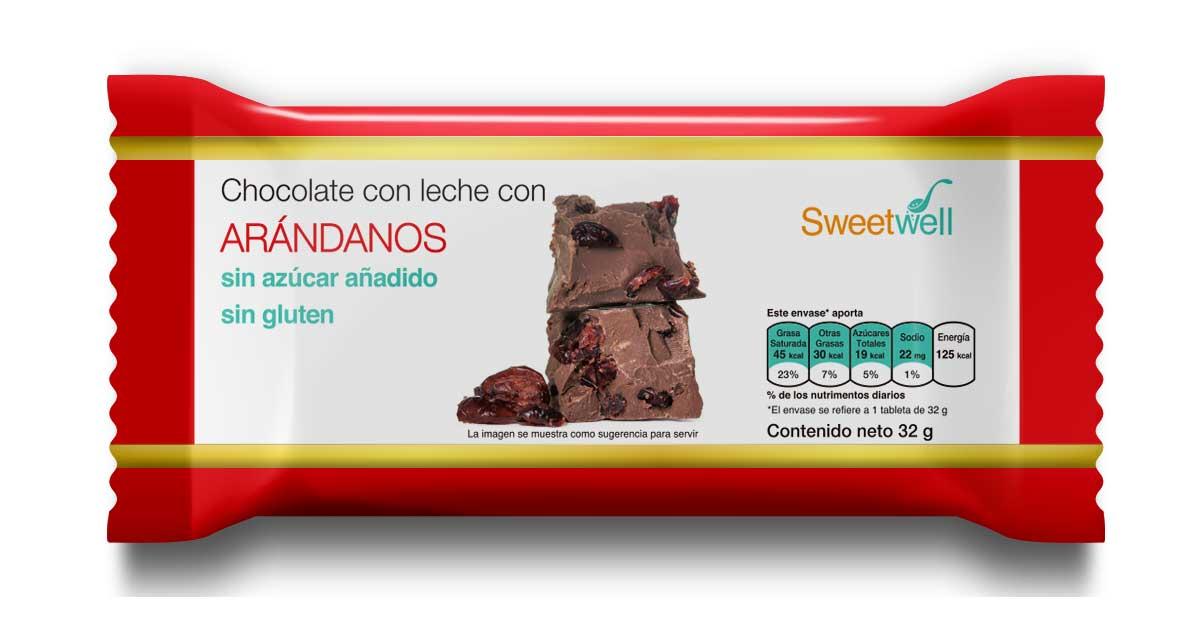 Pyme Sweetwell añadió tres barras de chocolate a su oferta