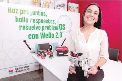 Seguidores de robótica podrán recibir talleres gratis en el mundial