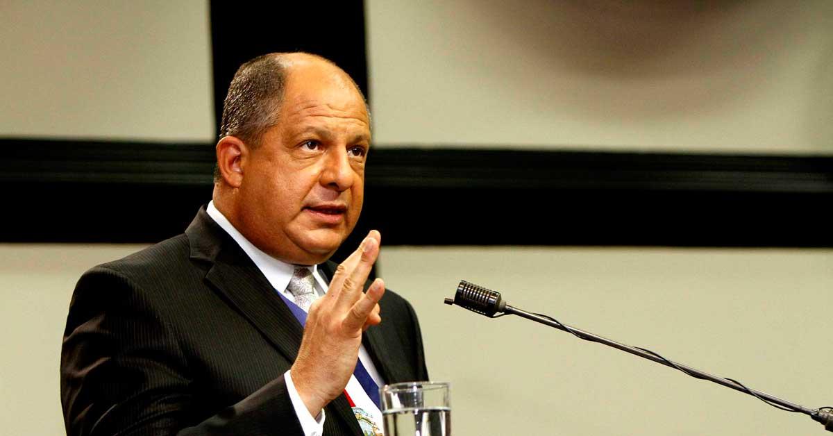 Gobierno de Costa Rica es el quinto con mayor aprobación en Latinoamérica