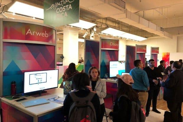 Costa Rica promociona en Nueva York su oferta de marketing digital