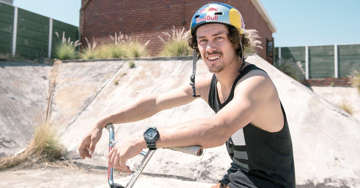 Rider tico disputará dos mundiales de BMX en una semana