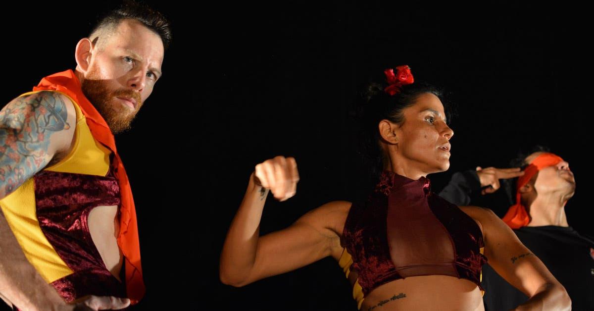 """Compañía Nacional de Danza estrena obra """"Historias repitiéndose"""""""