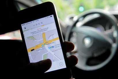 Multan a primer chofer de Uber con más de ¢2 millones