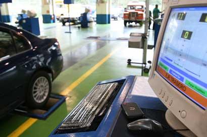 Más de 203 mil vehículos tienen pendiente Riteve