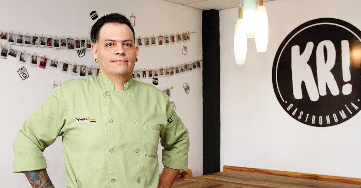 Cocina con un estilo popular y un toque gourmet