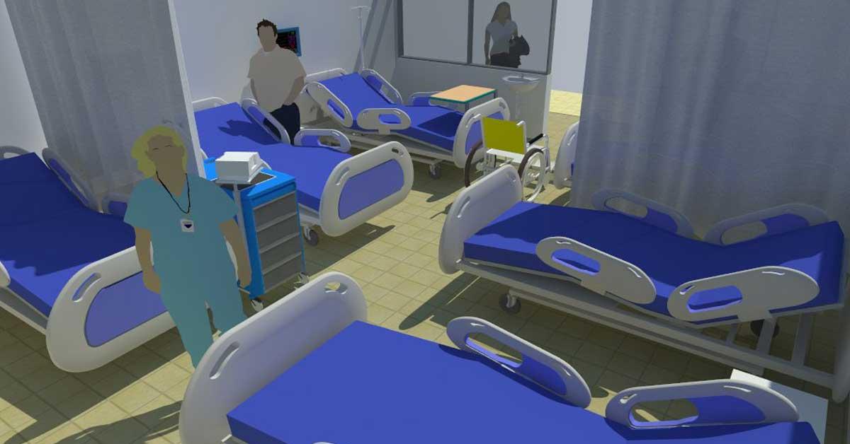 Pilsen regresa con #Moviembre y remodelará salas de internado de Hospital México