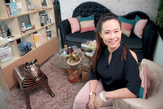 Un atelier para aprender a maquillarse y rejuvenecer la piel