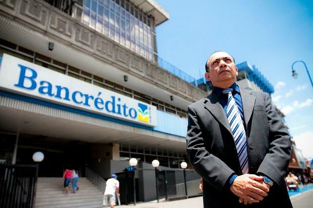 Extrabajadores de Bancrédito podrían retirar dinero del fondo de pensiones