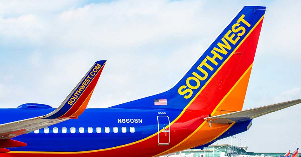 Southwest inaugura vuelo diario desde Fort Lauderdale a San José