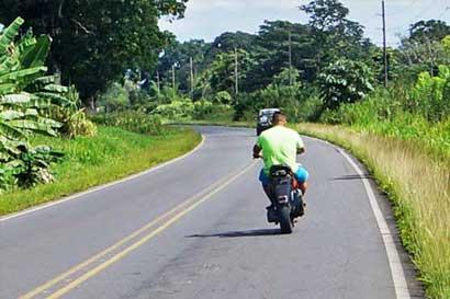 Actitud de motociclistas reduciría fatalidades en carretera