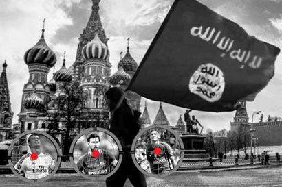 ISIS condena idolatría a Messi, Neymar y Cristiano Ronaldo con la muerte