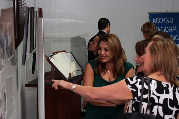 Exhibición rinde homenaje a Gonzalo Facio en el Archivo Nacional