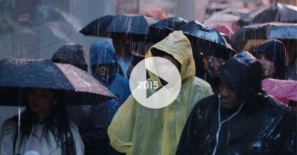Samsung se mofa de Apple en un nuevo comercial