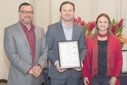 Viajes Colón logró certificación ISO 9001:2015