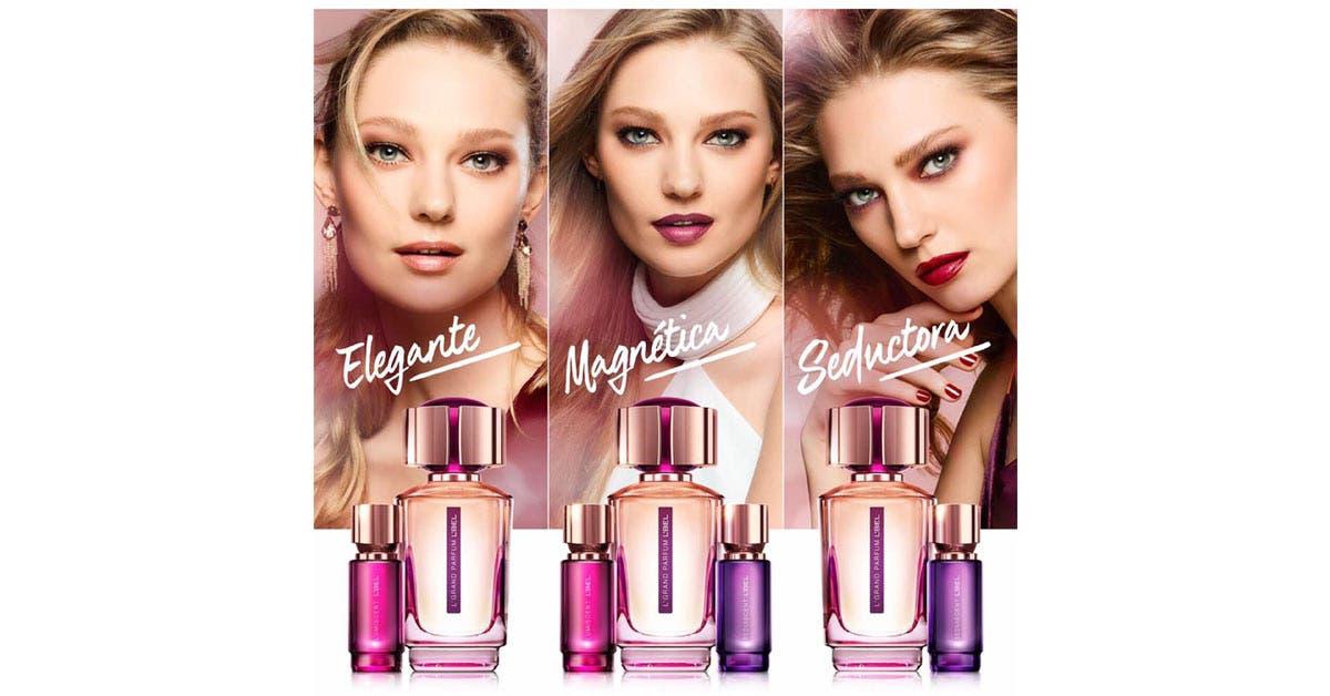 L'Bel reta a consumidoras a ser sus propias perfumistas