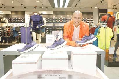 adidas lanzó nueva colección de zapatillas EQT