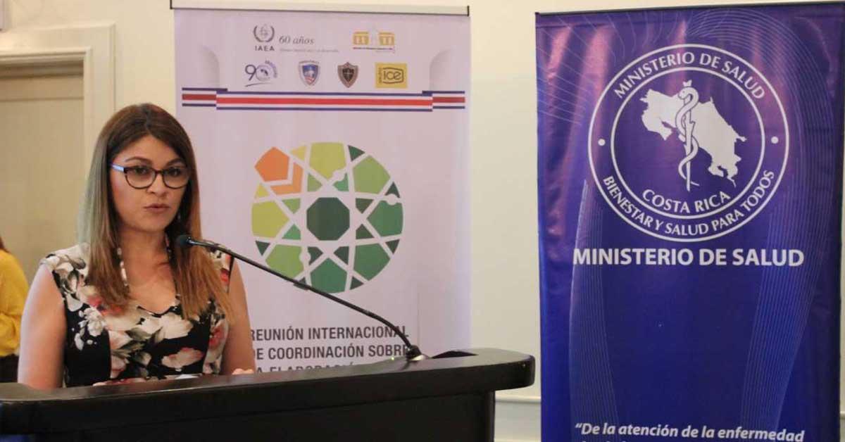 Costa Rica es sede de reunión internacional sobre seguridad física nuclear