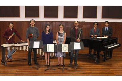 Jóvenes músicos serán protagonistas de la Orquesta Sinfónica